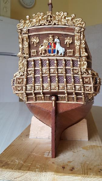 Le HMS Prince 1670 de Constructo au 1/61e de Captain Chris - Page 4 Visite49