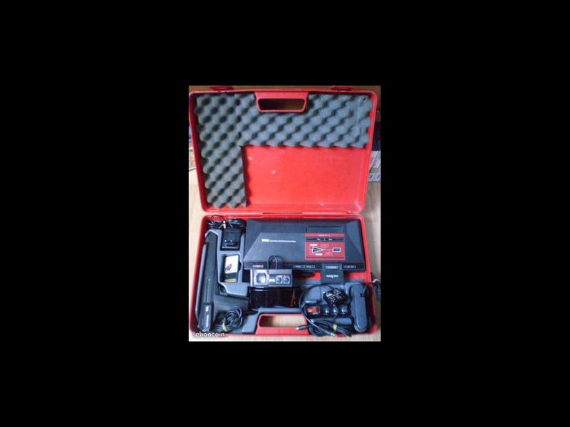 Annonce pour valise sega D5f8fb10
