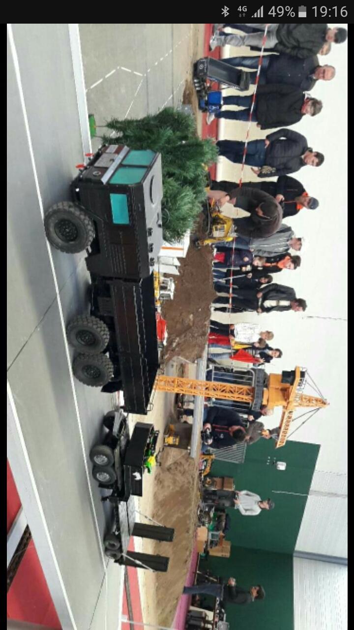 expo camion routier et tout terrain  20190411