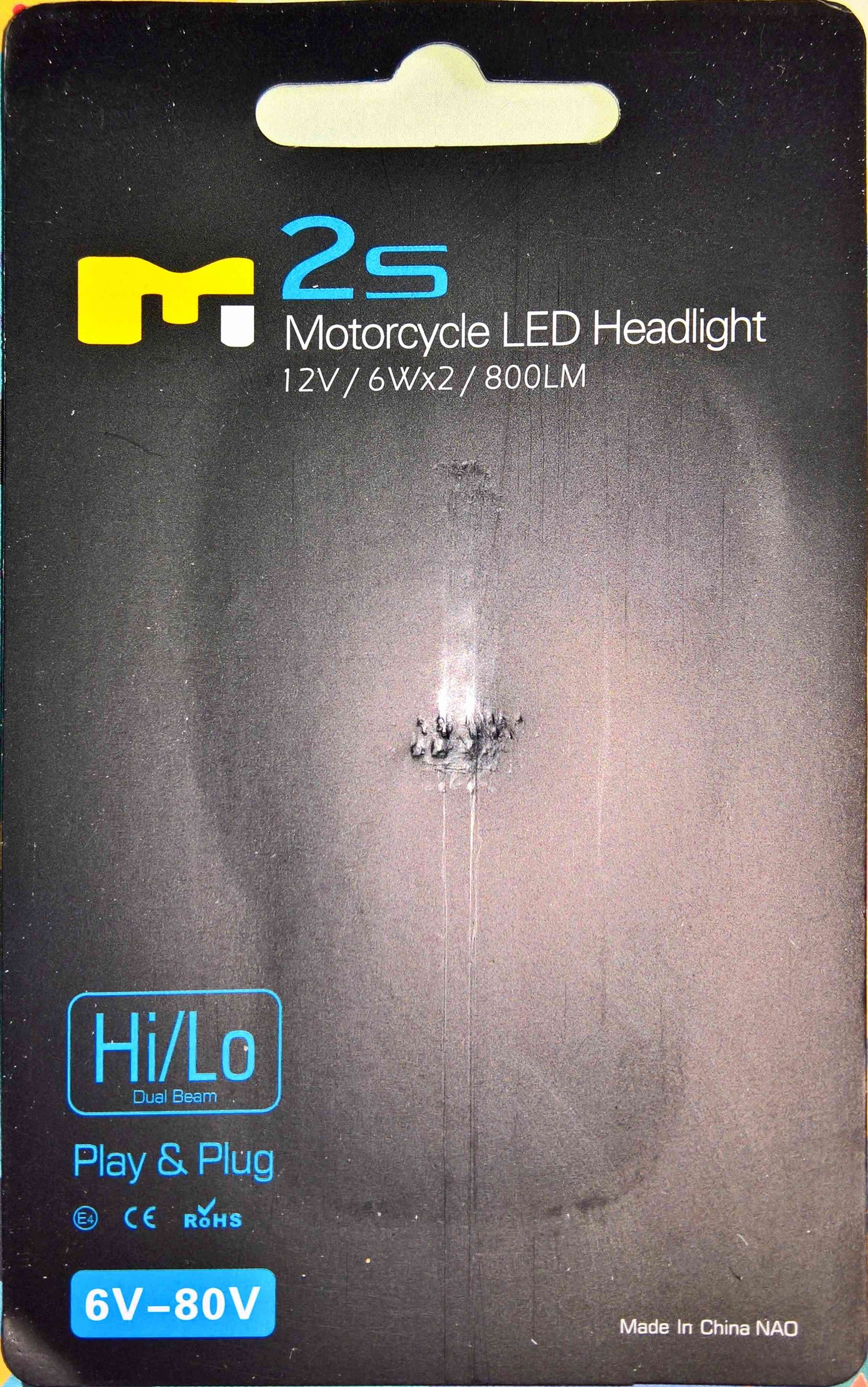 Remplacement des ampoules par LED (Varadero 125 - 2008) Office11