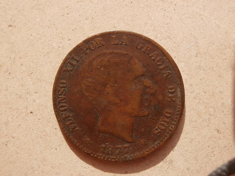 Alfonso XII , 10 cts. del año 1878 . P7120210