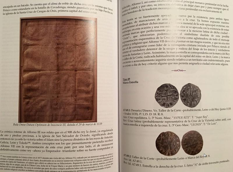 el libro-catalogo de moneda medieval de Manuel Mozo Monroy. Snap2110