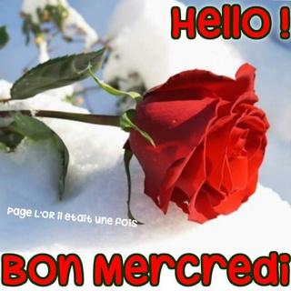 Bonjour /bonsoir de Février  - Page 2 Mercre13