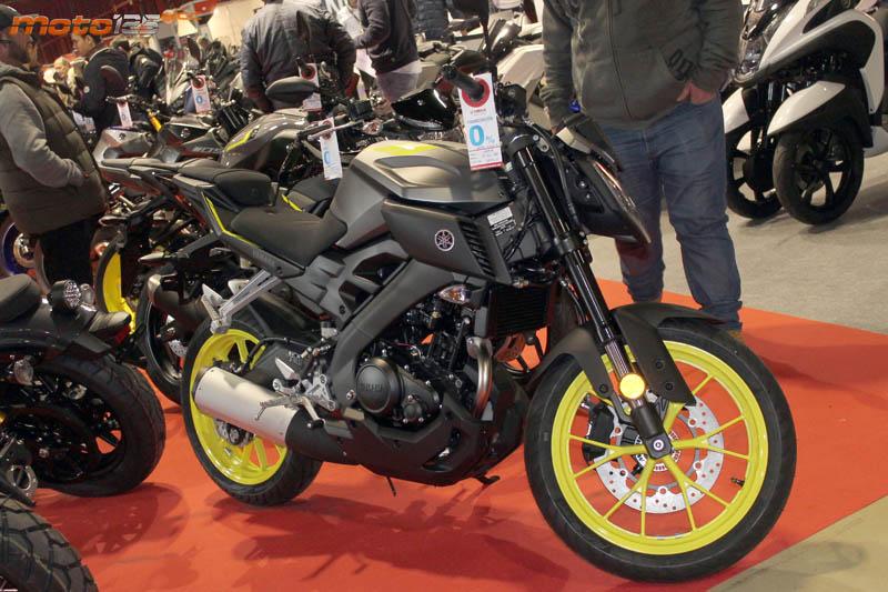 Ma nouvelle Yamaha MT125 Black Tech ! Motoma10