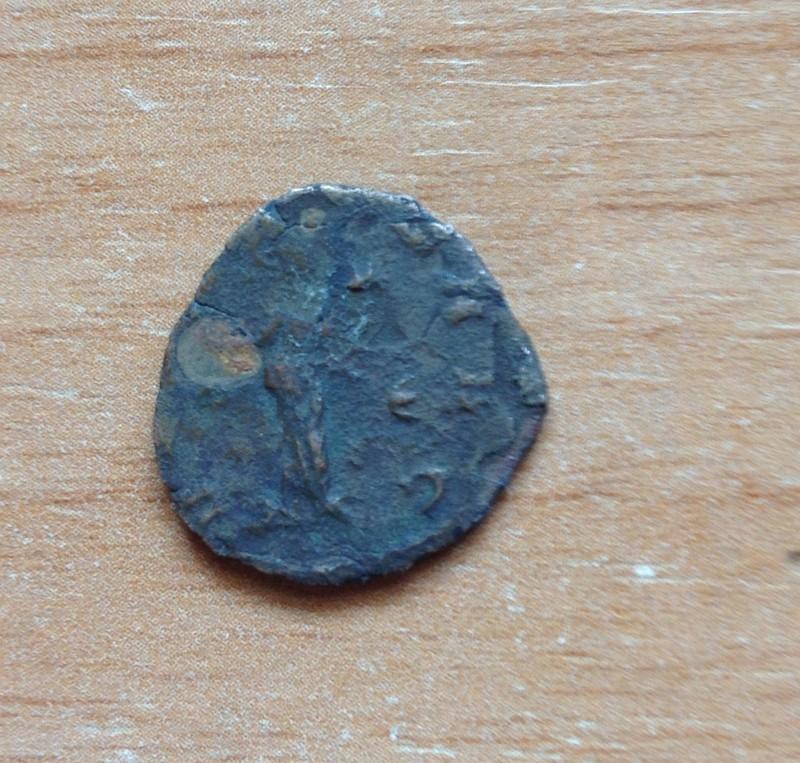 Antoniniano de Galieno. VBERITAS AVG. Roma Img_6019