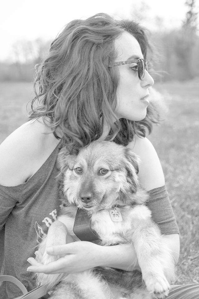Ellie (ex-Lady) - femelle - refuge de Târgu Frumos - réservée adoption en France 31823810