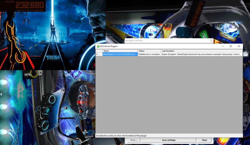 [SUPPORT] Tron Legacy LE / PuP Pup_tr10