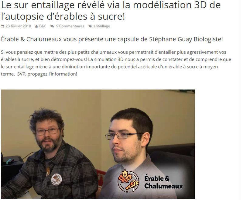 Érable & chalumeaux - Stephane Guay Surent10