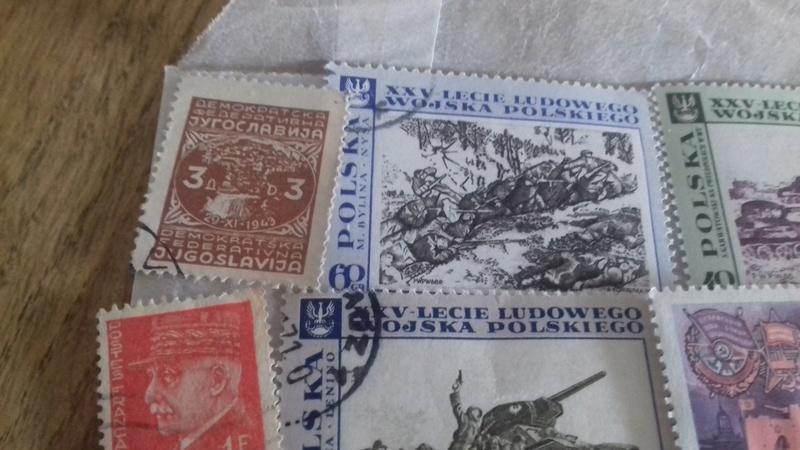 serie de timbre 1939-1970 15228511