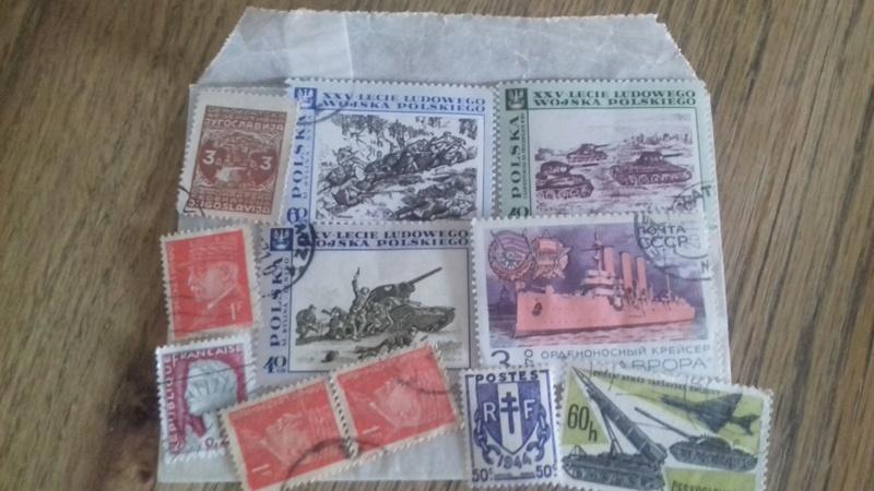 serie de timbre 1939-1970 15228513