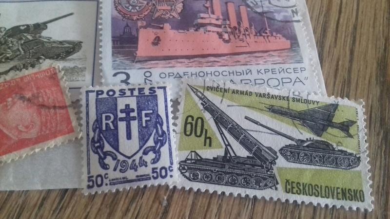 serie de timbre 1939-1970 15228514