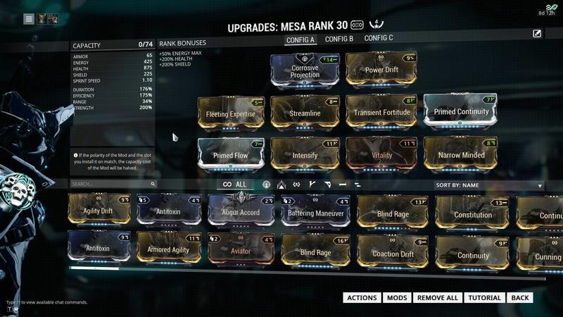 MESA - GUNSLINGER A57pfa10