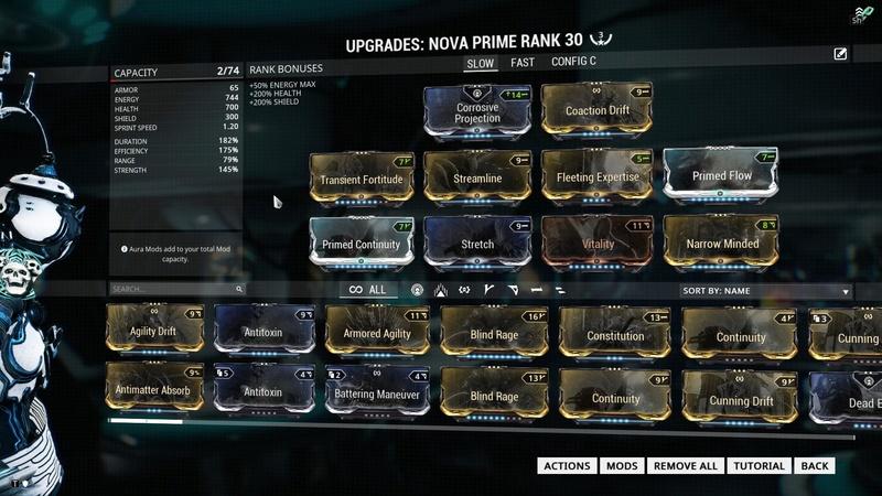 NOVA SLOW/FAST Zis1hq10