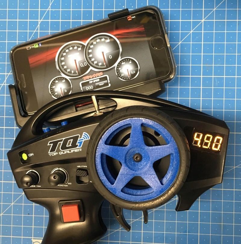 Modifications radio #6528 2ch en 4ch + voltemetre 0bee6810
