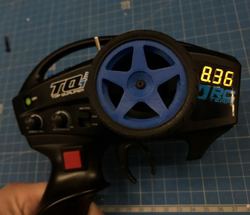 Modif radio 2lipo 2s 6eba5710