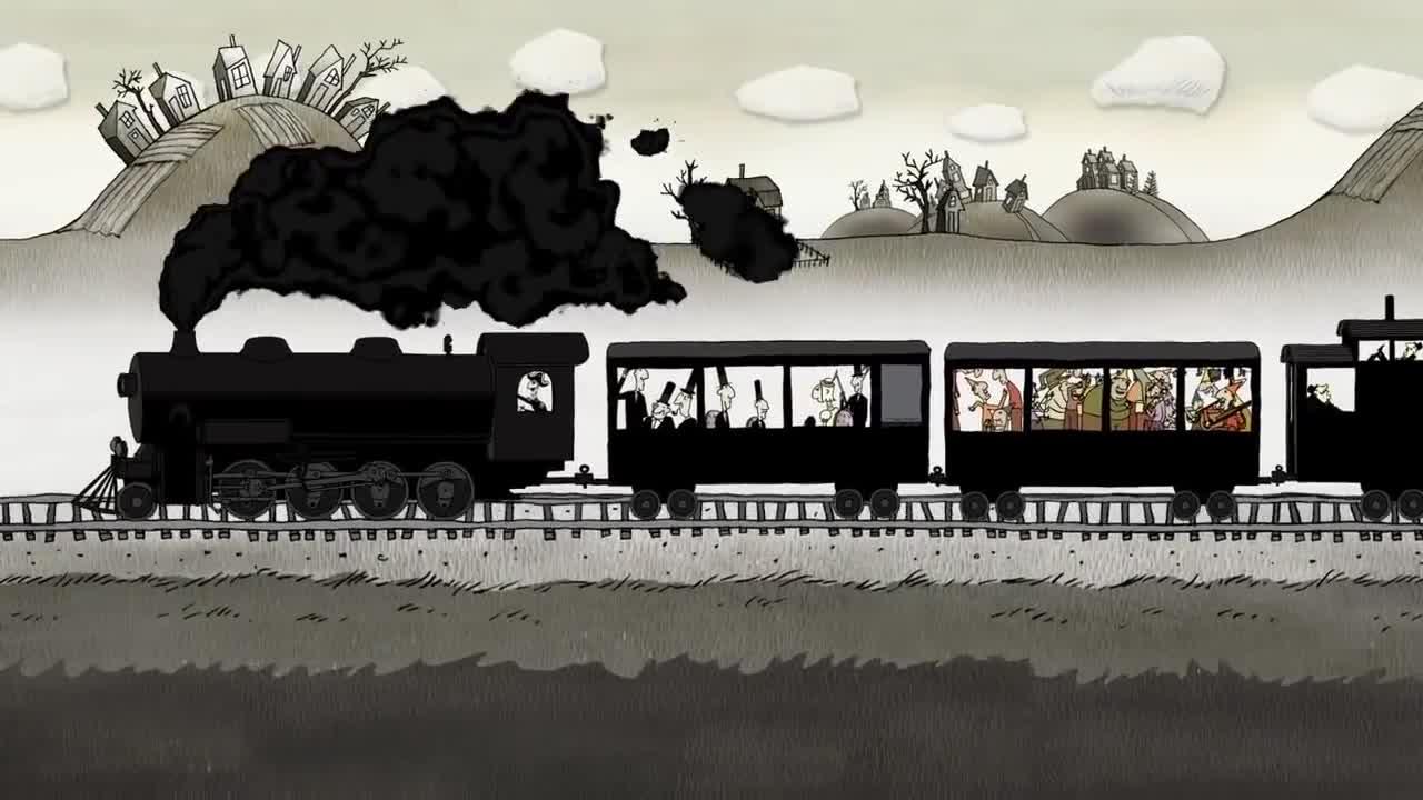 Sete curtas de animação pra assistir nessa semana (26) Runawa10