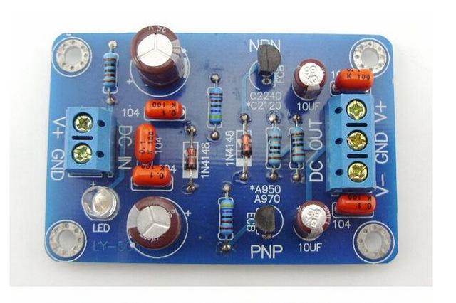 Amplificador de headphones - alimentação - dúvidas Single10