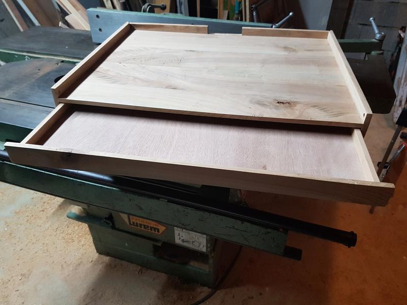 pupitre de table pour le dessin, l'aquarelle 20180310