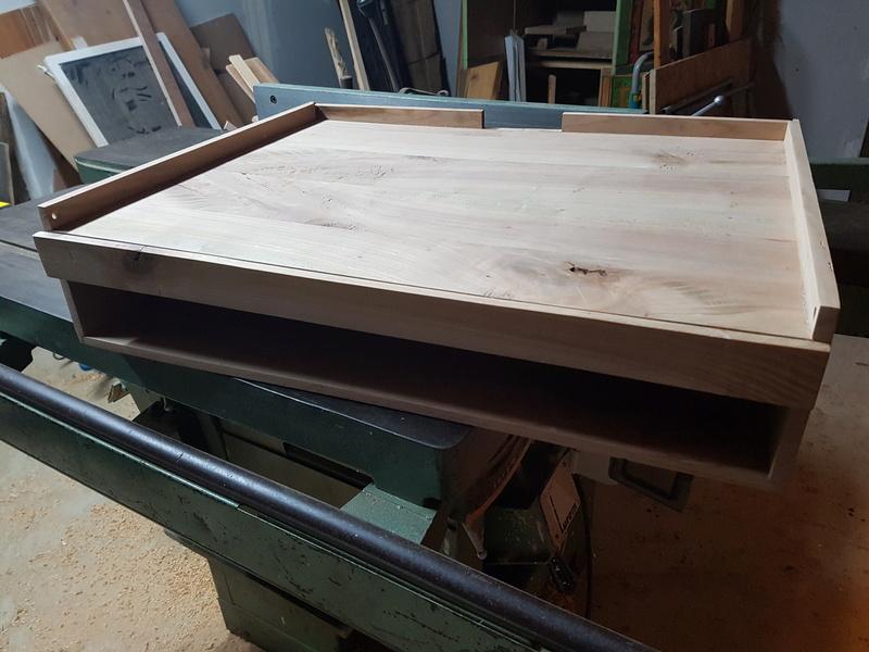 pupitre de table pour le dessin, l'aquarelle 20180311