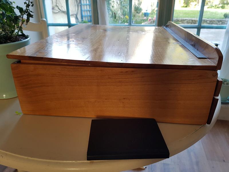 pupitre de table pour le dessin, l'aquarelle 20180420