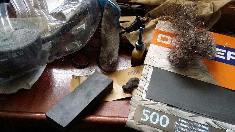 Sabre-baïonnette pour fusil Remington 0410