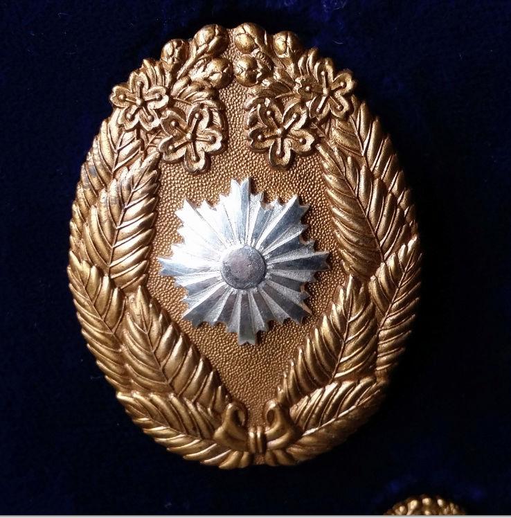 Le badge de mérite de la police politique (Kempeitai : 憲兵隊) pour services exempl 20180111
