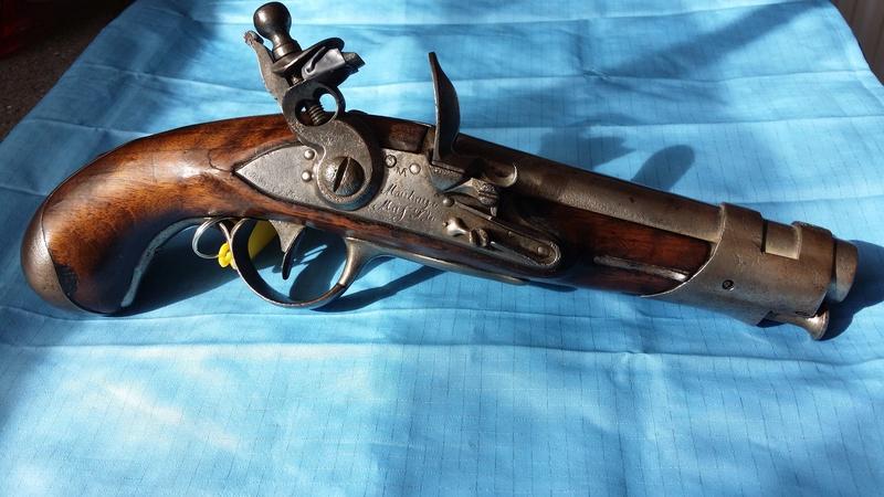 Mle 1770 Pistolet de la Maréchaussée 20180510