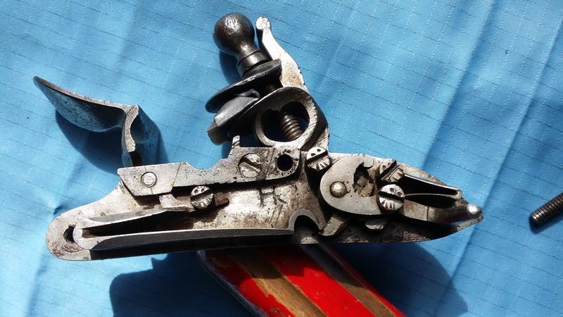 Mle 1770 Pistolet de la Maréchaussée 20180513
