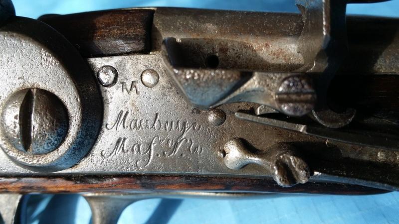 Mle 1770 Pistolet de la Maréchaussée 20180515