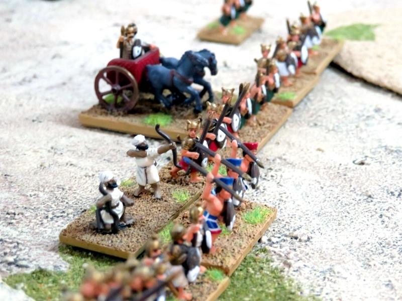 IV Torneo DBA de Desperta Ferro. 1810