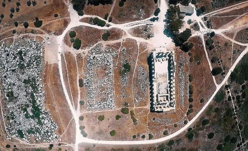 Selinunte, una città greca  di 3000 anni Selinu10