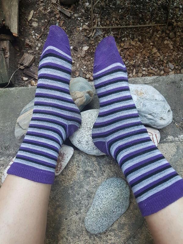 Être en Chaussettes j'adore! 20160935