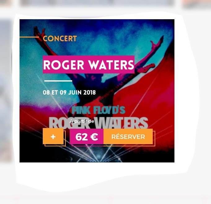 ROGER WATERS - Nanterre - U Arena - 8 & 9 juin 2018 - Page 5 Evynem10