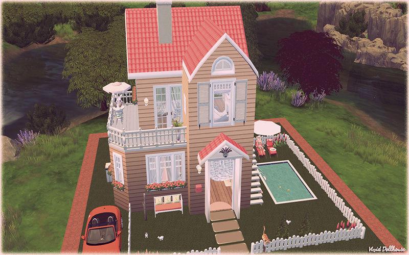 TS4 - Vivid Dollhouse 01_03_12
