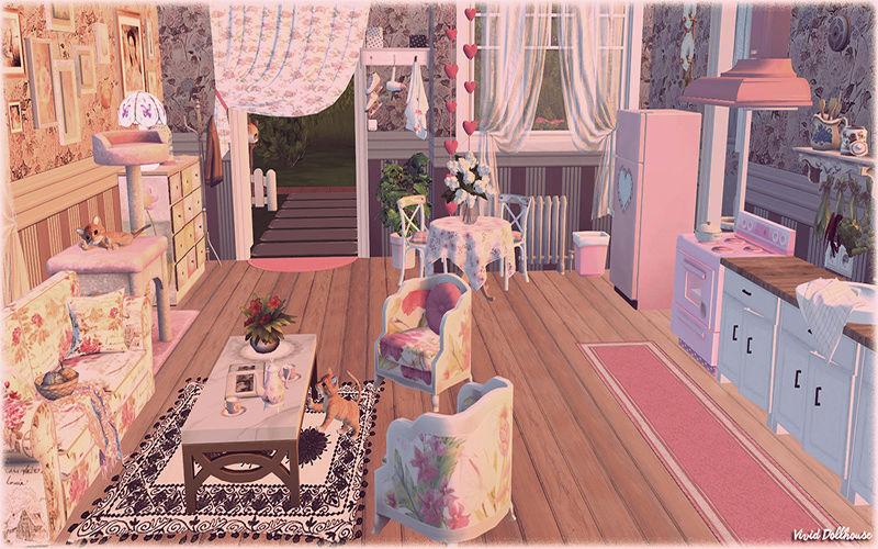 TS4 - Vivid Dollhouse 01_03_13