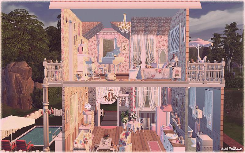 TS4 - Vivid Dollhouse 01_03_14