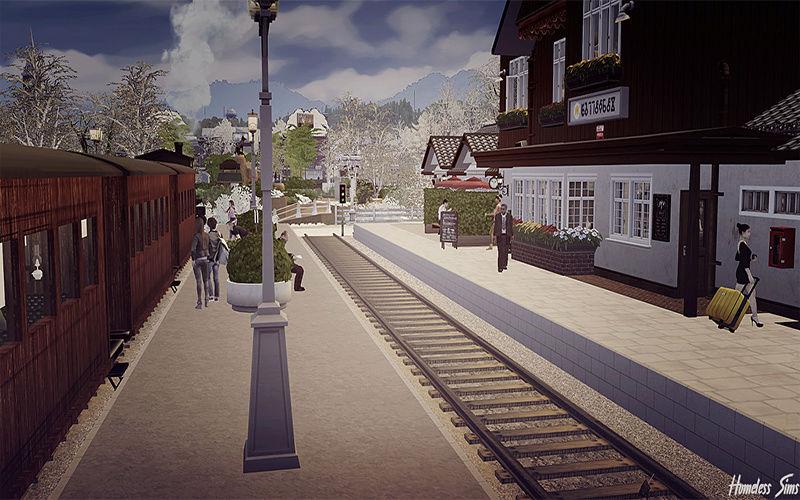 The Sims 4 - Train Station: Drei Annen Hohne 14_01_11