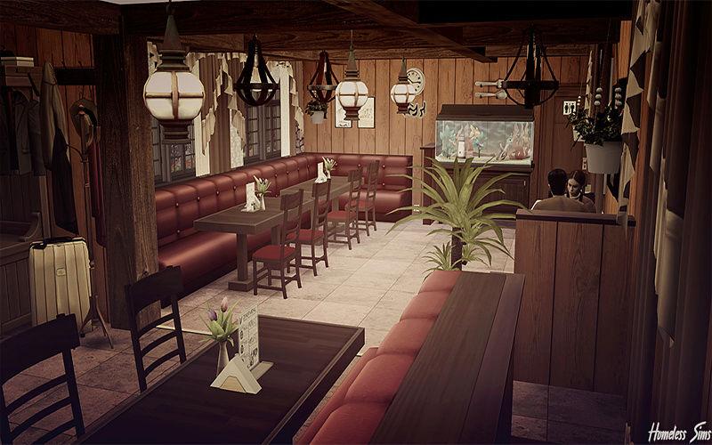 The Sims 4 - Train Station: Drei Annen Hohne 14_01_14