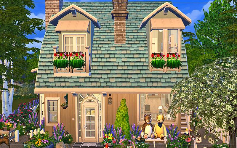 The Sims 4 - Little Snug (No CC) 16_11_14