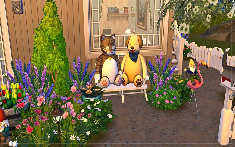 The Sims 4 - Little Snug (No CC) 16_11_16