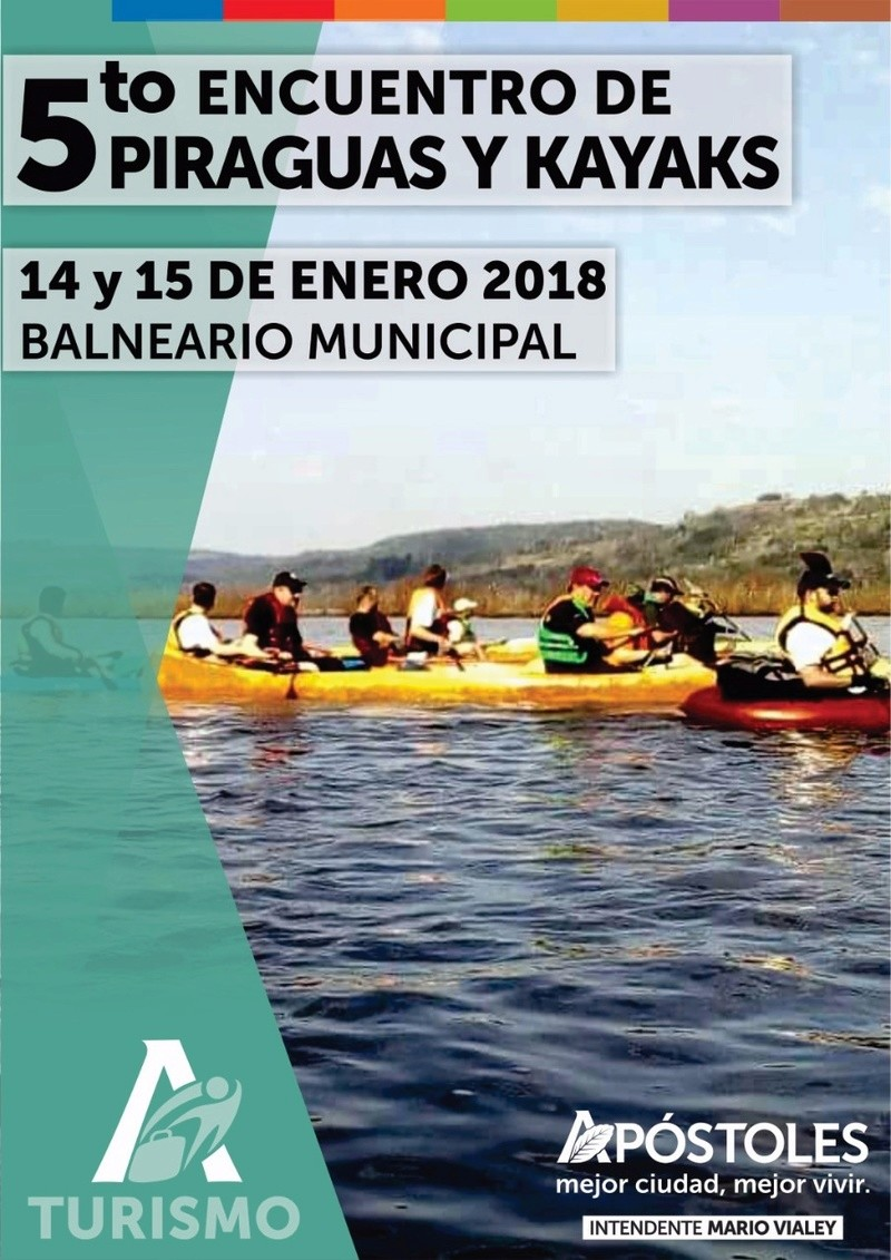 Encuentro de Piraguas y Kayaks Chimiray Apóstoles 6a624510