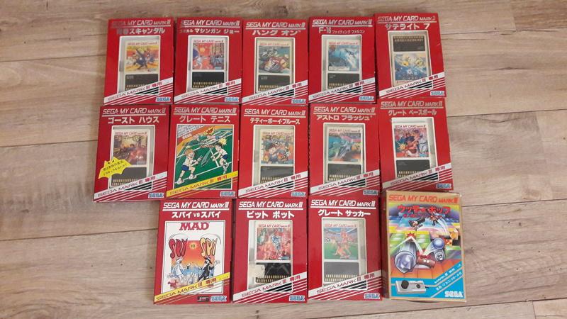 Ma collection AES Mycard10