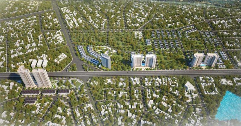 Thiết kế kiến trúc và quy hoạch hợp lý tại dự án Athena Fulland Đại Kim Du_an_10