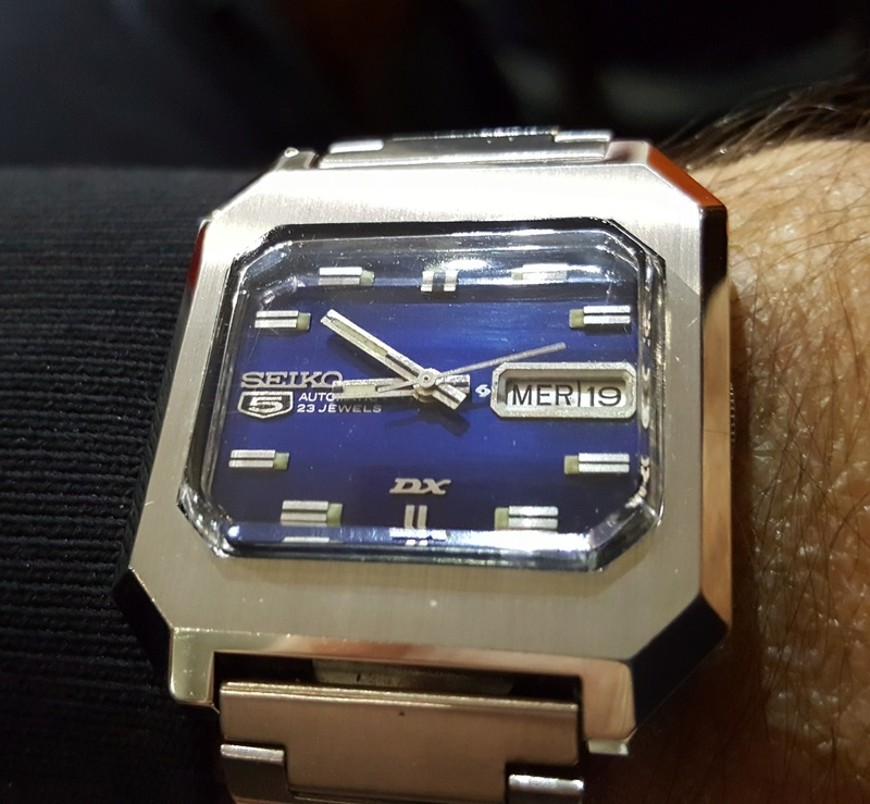 ¿Que reloj llevamos hoy? 20171222