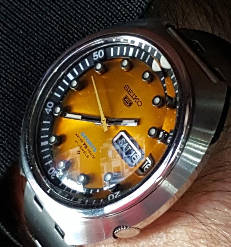 ¿Que reloj llevamos hoy? 20171223