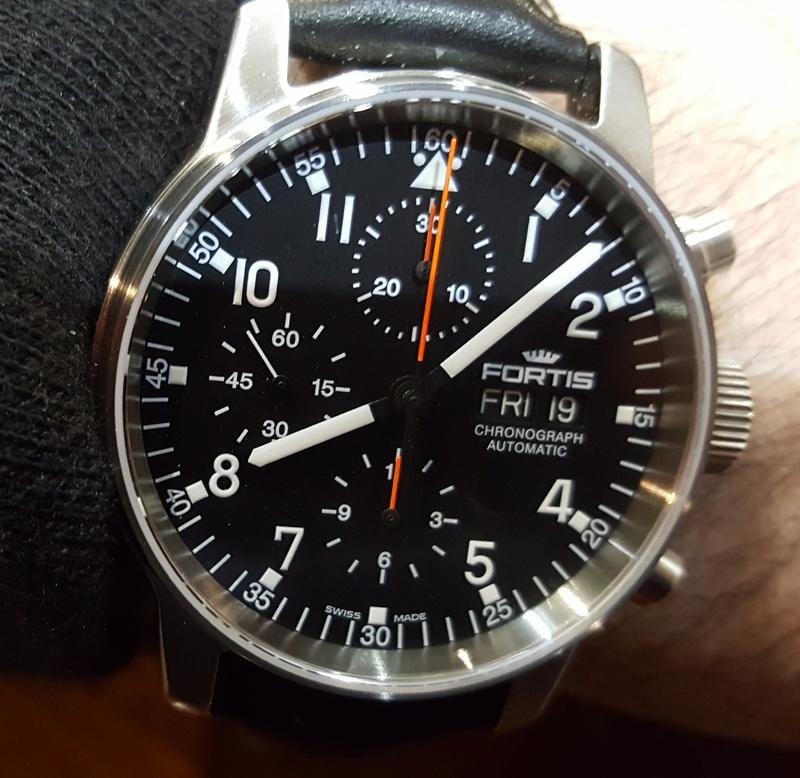 ¿Que reloj llevamos hoy? - Página 3 20180112