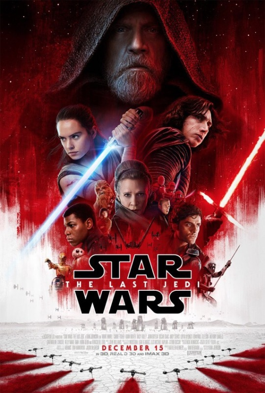 Theatrical poster discussion - The Last Jedi - Page 5 Tumblr10