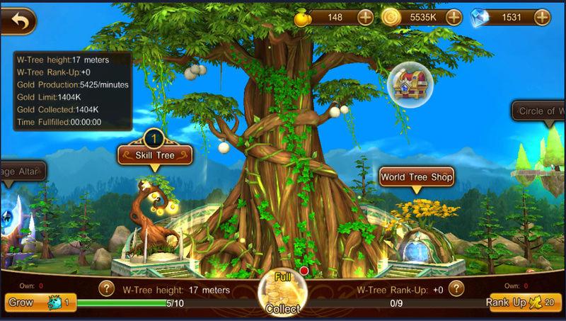 World Tree Brief Introduction Aedz10