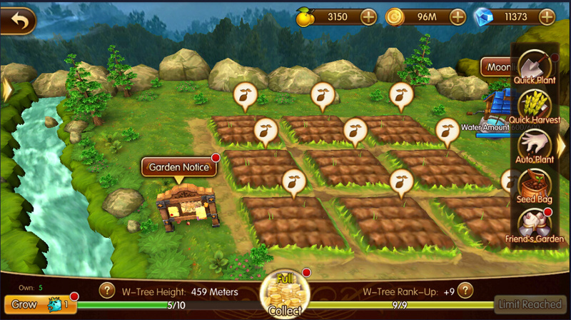 World Tree Brief Introduction Garden10