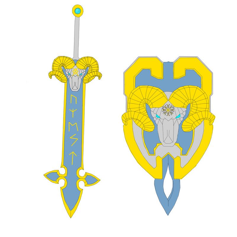 Roan's 3rd advancement Sworda10
